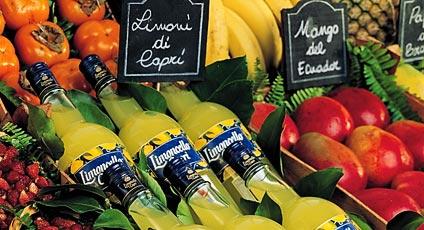 Limoncello di Capri - Local products