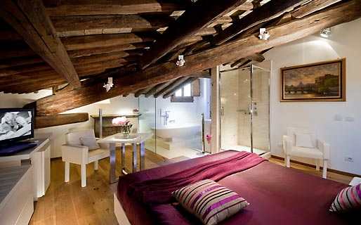 Gigli d'Oro Suite Luxury Suites and Penthouses Roma