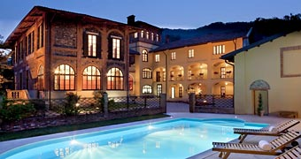 Villa Soleil Colleretto Giacosa Turin hotels