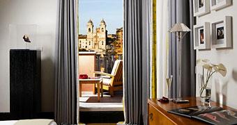 Portrait Roma Roma Roma hotels