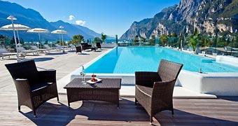 Hotel Kristal Palace Riva del Garda Hotel