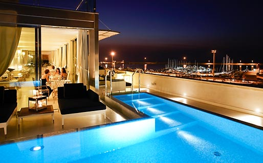 Design Hotel Il Berg Luxury Hotel Di Roma : Palazzo del corso hotel gallipoli