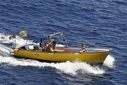 Capri Whales - Giro dell'isola di Capri su barca condivisa