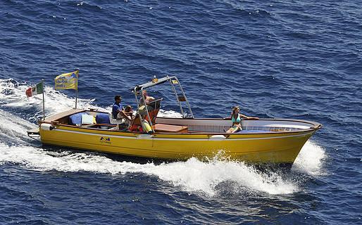 Capri Whales Excurs�es mar�timas Capri