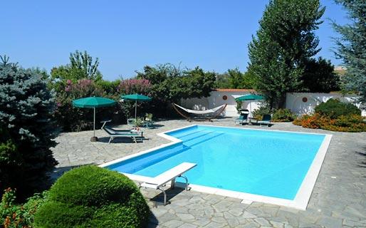 Villa Batiuska Case Affitto Anacapri