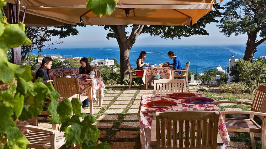 Capri Wine Hotel 3 Star Hotels Capri