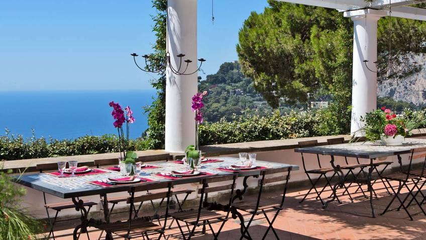 Villa Paradiso Luxury Villas Capri