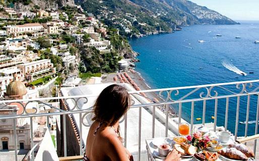 Hotel Reginella Positano 2 Star Hotels Positano