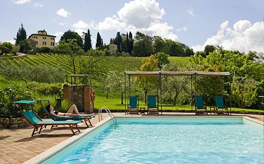 Villa di Monte Solare Hotel 4 Stelle Tavernelle di Panicale