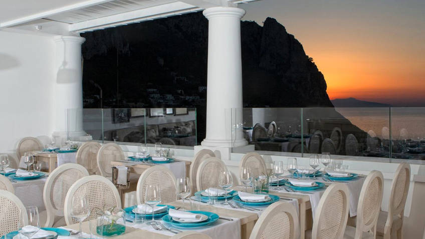 Mamm� Ristoranti Capri