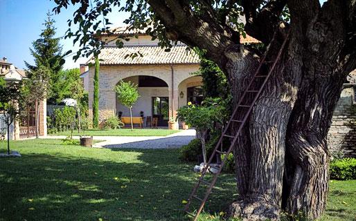 Villino di Porporano Bed & Breakfast Parma