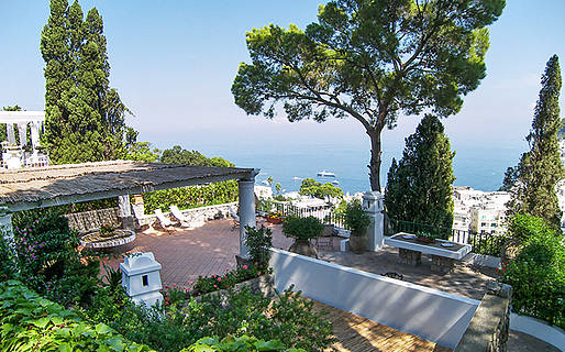 Villa Laura Luxury Villas Capri