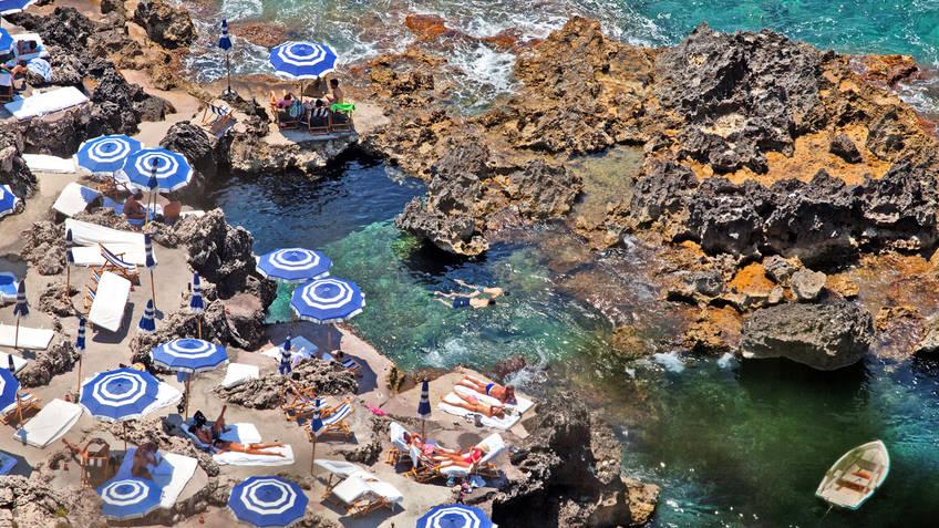 La Fontelina Balneários Capri