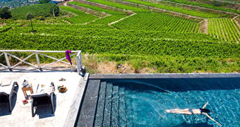 Wine Resort Villagrande Milo Taormina hotels