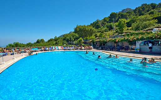 da Gelsomina Migliera Bathing Establishments Anacapri