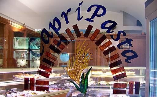 Capri Pasta Delicatessen Restaurants Capri