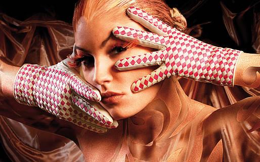 Capri Gloves Moda Capri