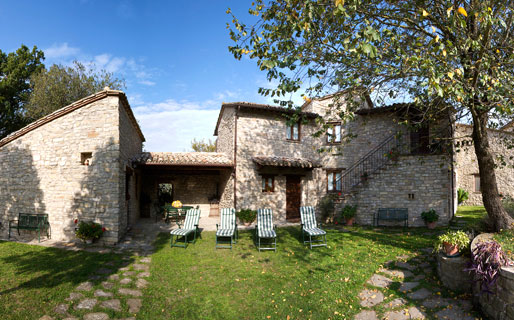 Brigolante Guest Apartments Farmhouse Holidays Assisi