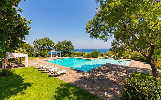 Villa Capricorno Luxury Villas Ischia