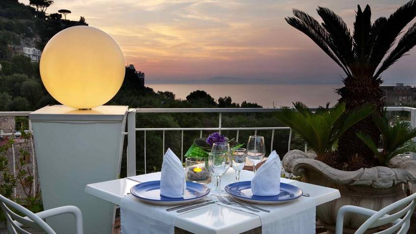 Hotel Rivage 3 Star Hotels Sorrento