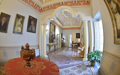Palazzo De Castro Residenze d'Epoca Squinzano