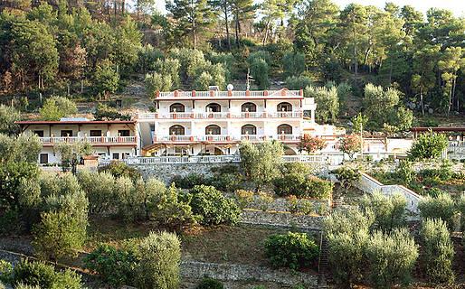 La Locanda della Castellana Peschici Hotel
