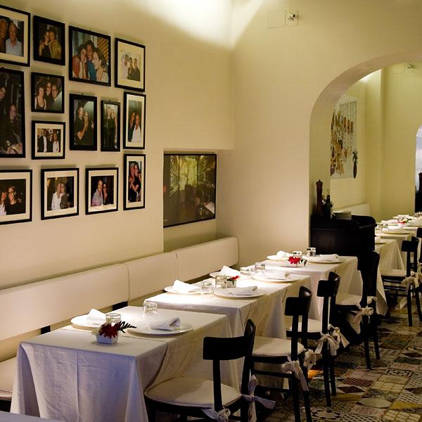 Aurora ristoranti capri for Aurora italian cuisine