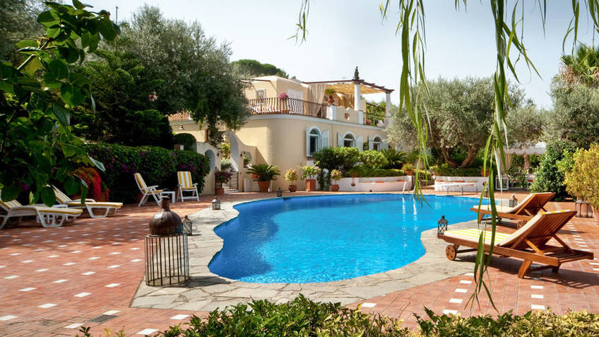 Villa Casa Mia Ville di Lusso Anacapri