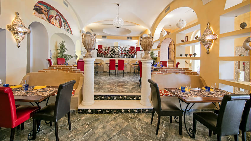 Villa Jovis Restaurantes Capri