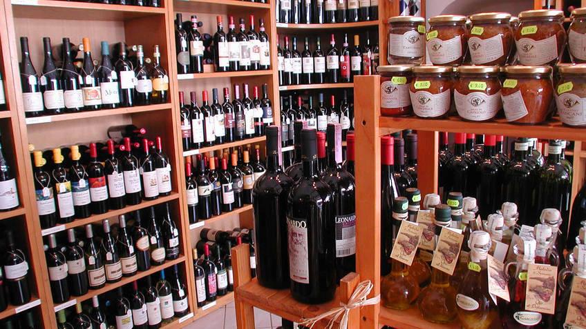 Cocktail - Wines Produtos típicos Anacapri