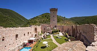 La Rocca dei Trinci Capodacqua di Foligno Gubbio hotels