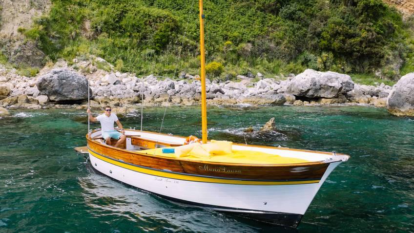 Capridamare Excursões marítimas Capri