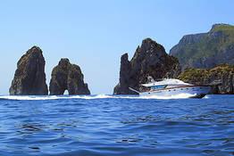 Capri Yacht Charter