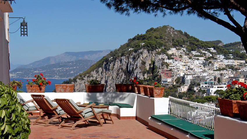 Villa Le Terrazze Ville di Lusso Capri