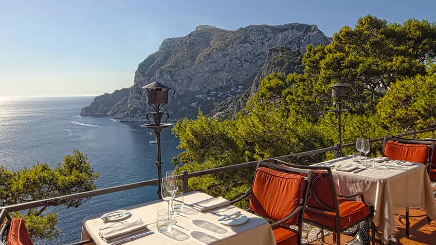 Monz� Ristoranti Capri