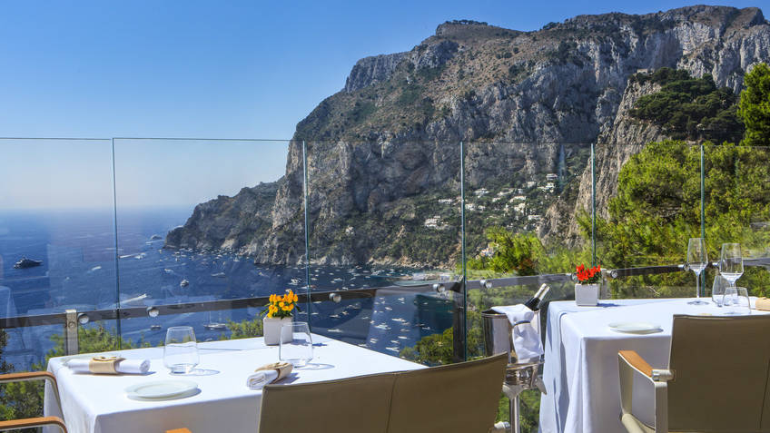 Monzù Ristoranti Capri