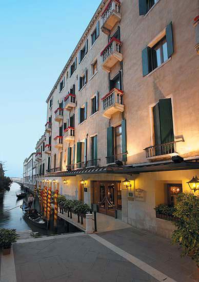 hotel luna baglioni: