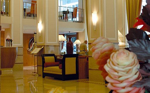 Renaissance Naples Hotel Mediterraneo Napoli Hotel