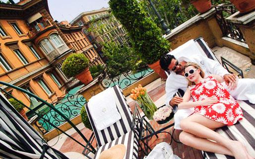 Hotel Majestic 5 Star Luxury Hotels Roma