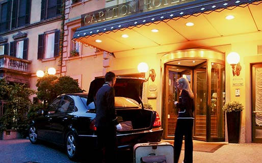 Carlton Hotel Baglioni Hotel 5 Stelle Lusso Milano