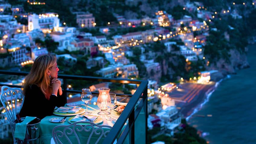 Hotel Le Agavi Hotel 5 estrelas Positano