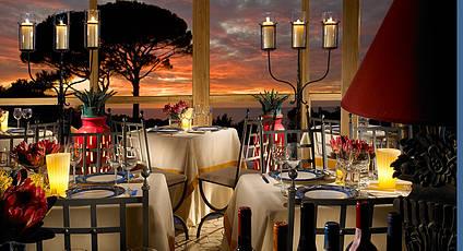 La Terrazza di Lucullo - Restaurants Anacapri