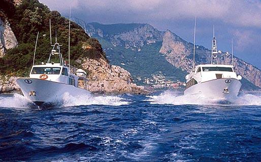 Capri Transfers Transporte e aluguel Capri