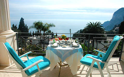 La Certosella Hotel 3 Stelle Capri