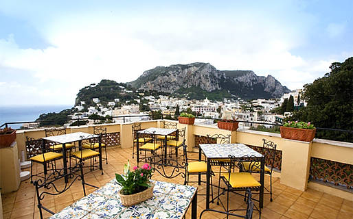 Villa Helios Casas de F�rias Capri