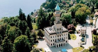 Villa Crespi Orta San Giulio Biella hotels