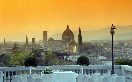 Villa La Vedetta Hotel 5 stelle Firenze