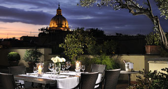 Hotel d'Inghilterra Roma Rome hotels