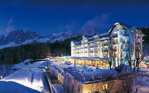 Cristallo Hotel & Spa 5 Star Luxury Hotels Cortina d'Ampezzo