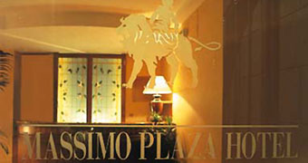 Massimo Plaza Hotel Palermo Hotel